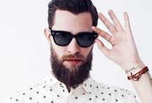 Manstyle: Bearded Rogue style