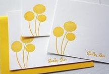 wedding - invitations, programs, menus, etc. / by Colleen Winter