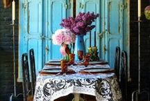Home Sweet Home / rustic chic