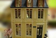 Miniatures - Léa's Maison / miniatures and dollhouses inspired by Léa Frisoni's work and book