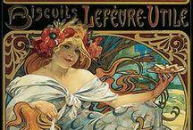 Liberty - Art Nouveau - Jugendstil - Modernismo