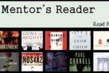 Blogged About / Check out all the different topics that MPL's librarians blog about at Mentor's Reader: mplreader.blogspot.com