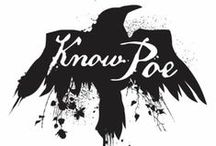 Know Poe: July 2014 / Inspired by the works and life of Edgar Allan Poe, Mentor Public Library has dedicated the month of July 2014 to the author. We are having a film fest, a video contest, a Poe inpersonator, writing class, drawing class, and much more.