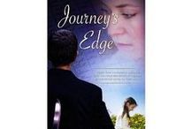 Journey's Edge / Heart Racing, God-Gracing #romance by @DoraHiers #books #inspirational #fiction #sweet