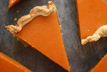 Recipes for Fall / Fall foods: apples, pumpkin, butternut squash etc. .  everything!