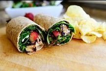 Sandwiches / Mostly healthy and all delicious! Sandwiches & Wraps
