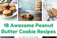 Cookie Recipes / #Healthy Cookies (for the most part!)