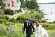 MidCoast Weddings / Gorgeous inspirations for the picturesque Maine wedding of your dreams!