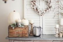 Farmhouse Inspiration / Love #farmhouse style decor? This is the place for you! Unleash your inner Joanna with these awesome ideas!