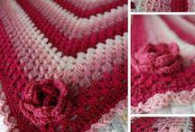 Afghans_crochet & Inspiration...