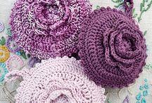 Flowers: beautiful handmade & crochet