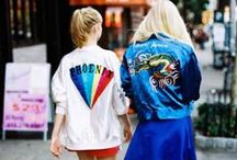 How to Wear: Slogan Jackets