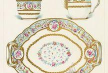 Miniatures - printies porcelain