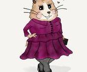 Graphics - The Royal Hamster