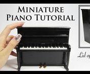 Miniatures - music