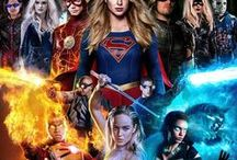 Arrowverse / The Flash, The Arrow, Legend's of Tomorrow, Supergirl