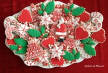 Christmas Cookies / by Cookieria By Margaret