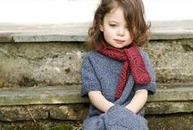 VOGUETTE + IVY / Fashion for little girls / by Liviya Thoreson