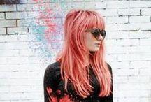 Hair Ideas / by Marta Stanuszek