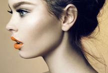 PAINT + STAIN / Make-up, nail polish and tattoos / by Liviya Thoreson