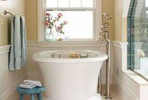 Home: Bathroom Sanctuary / by Poppy Frock Soapworks Studio