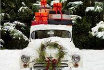 Christmas / by Poppy Frock Soapworks Studio