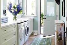 Home: Laundry Room / by Poppy Frock Soapworks Studio