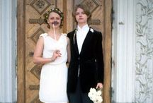 Lomography Wedding / photos taken with Diana F+, Smena, Robot and Zenit