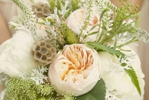 Simply White Bouquets