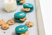 Eat: Cookies / Drop cookies. Cut-out cookies. Christmas cookies. Can't get enough cookies. / by Poppy Frock Soapworks Studio
