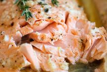 Eat: Seafood / Feast of Fishes: Christmas Eve dinner menu ideas and other gorgeous fish and seafood meals / by Poppy Frock Soapworks Studio