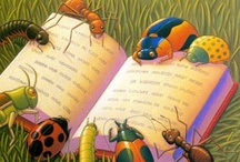 Bugs / insectes  / by Pommes Papillons