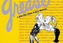 Grease ! The Musical - Resources & Fun Info / Putting on Grease? Or do you just love the show !  Here's resources and how to's on costumes, hair styles, casting, lyrics and how to build a stage car. Along with background info on the fantastic fun show Grease!