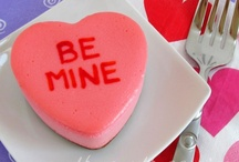 Valentine's Day Food, Crafts, Ideas / by Cheryl