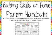 Parent-Teacher Communication / by Shanna D