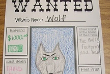 ELA - Story Elements / characters, setting, plot, conflict, resolution / by Shanna D