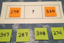 Number Sense & Place Value / by Shanna D