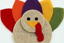 Thanksgiving Food, Crafts, Ideas / by Cheryl
