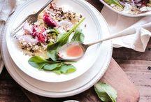 Eat: Salad / by Poppy Frock Soapworks Studio