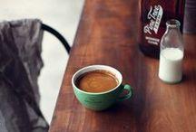 CREAM + SUGAR / Coffee / by Liviya Thoreson