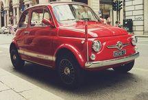 FUTURE + FIATS / My next car / by Liviya Thoreson