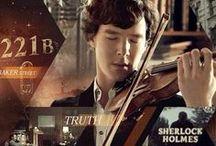 I'm a Sherlockian / by Erin King