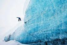 STEEP + POW / Snowboarding, Mountains, PNW, Cascadia and Beyond / by Liviya Thoreson