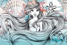 Mermaids! / by Brittany Cecak