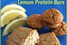 Healthy Baked School Snacks