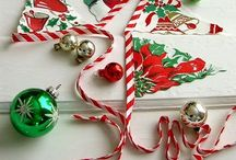 CHRISTMAS GARLANDS / by Mary Therese Griffin