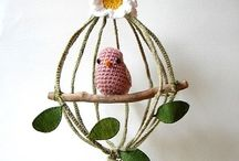 BIRD CAGES / by Mary Therese Griffin
