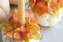 AUTUMN CANDLES / by Mary Therese Griffin