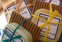 I Make It / Handmade Shea Butter Soaps, Bath & Body Products, Lovely Home Fragrances / by Poppy Frock Soapworks Studio