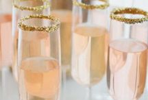 Gold Weddings / Bold Gold is Back!